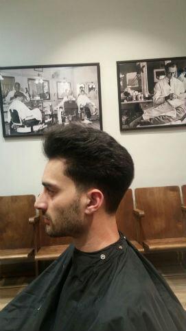 Barbería imagen personalizada