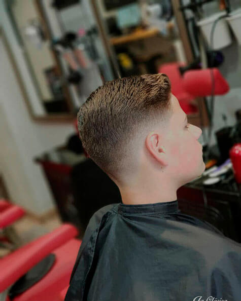 Mejor peluquería Retiro
