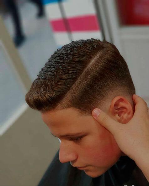 Mejor barbería Retiro hombre