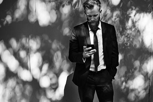 Principales motivos de llevar barba