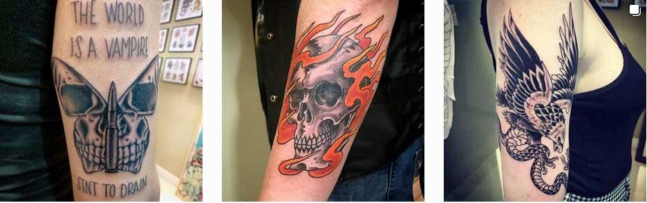 Estudio Tattoo Magic Madrid