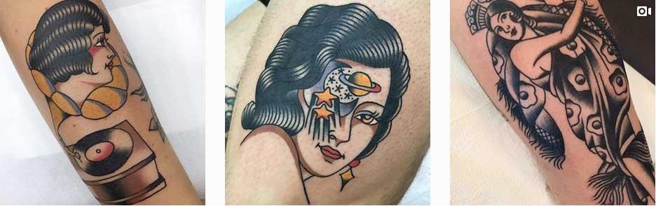 Estudio de Tattoo La Dolores