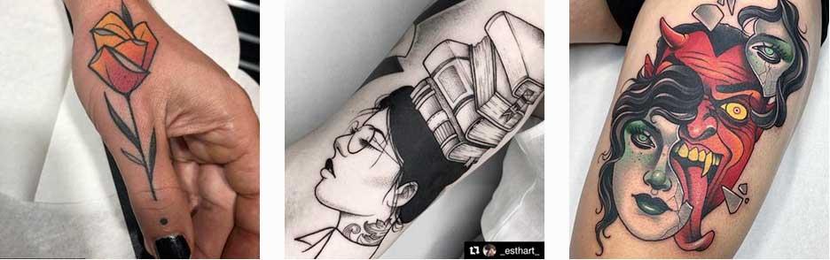 Estudio Tattoo La Mujer Barbuda Tattoo