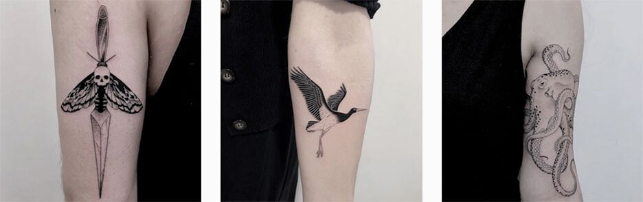 Estudio Tattoo Marlan Moon
