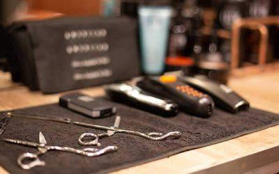 Diferencia de corte de pelo con tijera o máquina