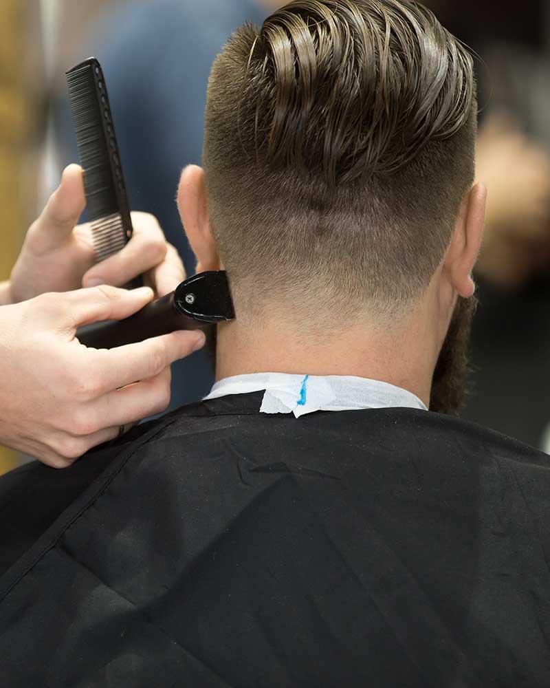 Corte de cabello para hombres peluqueria Retiro