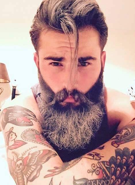 Barba bicolor